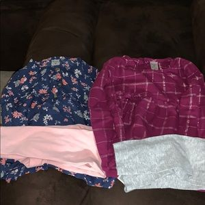 LOT OF TWO CARTERS OUTFITS